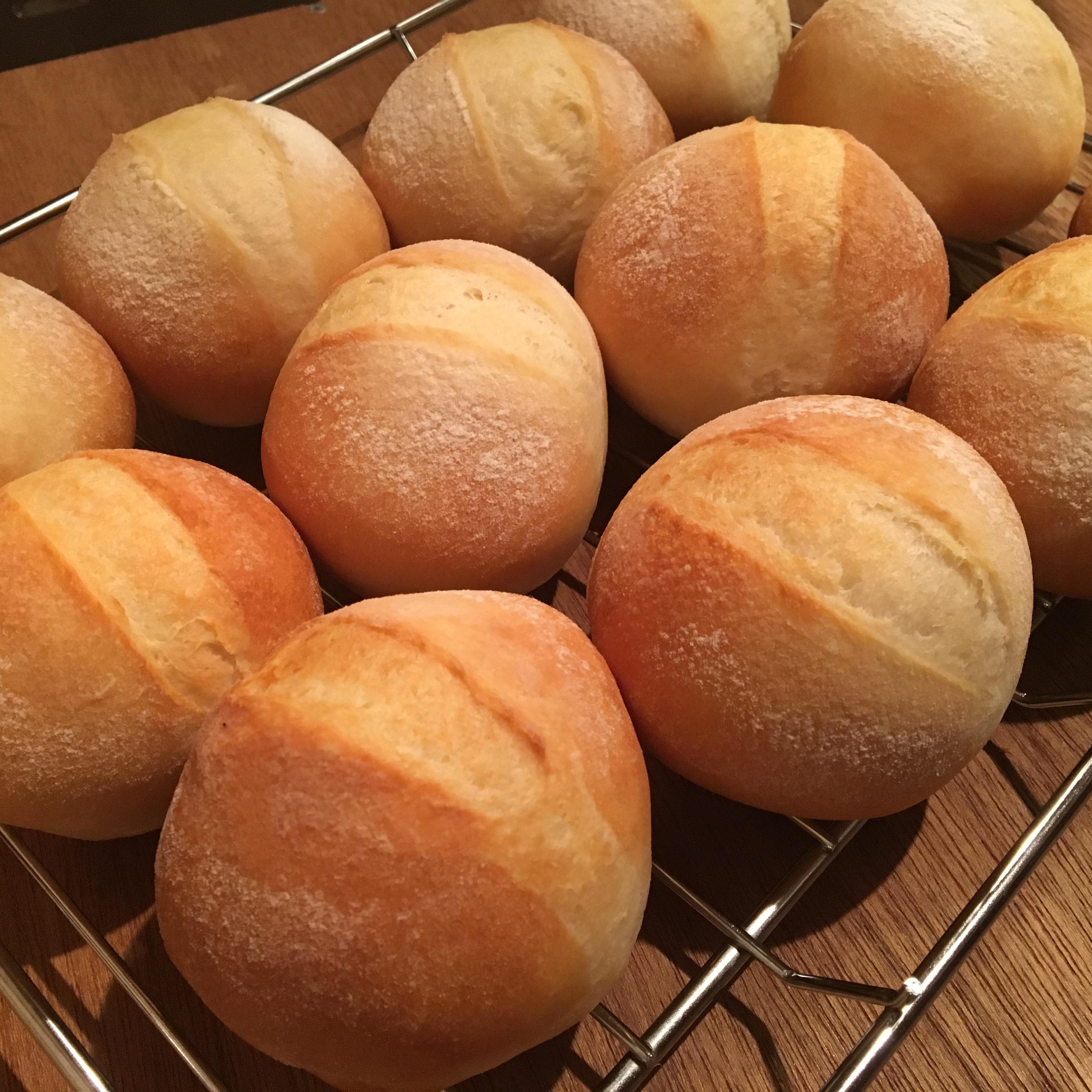 基本のリーンなパン